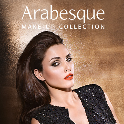 ARABESQUE Make up Collection